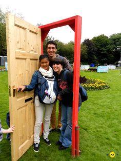 EMY Cursos de idiomas en el extranjero. Cursos de inglés en Irlanda. Curso de inglés en Dublín. EMY 2012.