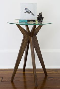 Jax Table  - martini sidetable http://www.rexhillfurniture.com