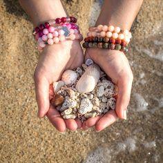 Vyrábíme pro Vás ty nejkrásnější léčivé a harmonizující náramky z minerálů. A to všechno ručně a s láskou ♡ Beaded Bracelets, Jewelry, Jewlery, Jewerly, Pearl Bracelets, Schmuck, Jewels, Jewelery, Fine Jewelry