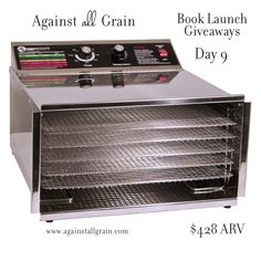 Win this amazing dehydrator from @Against All Grain (Danielle)!