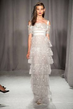 Marchesa Spring 2014 Ready-to-Wear Runway - Marchesa Ready-to-Wear Collection