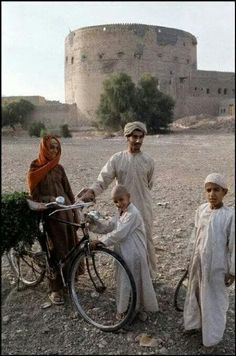 Photos of the past -Oman
