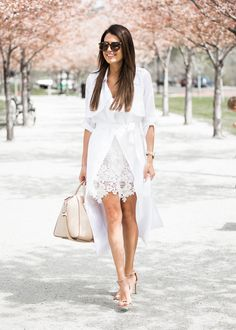 Spring Whites | Hello Fashion