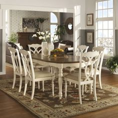 Paint a formal dining room table and chairs Bing Images Around