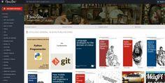 Open libra lanza nueva versión  con virntos de libros gratuitos