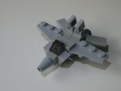 Micro Lego Jet Fighter | by LonnieCadet