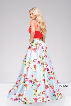 While we can't help you find your dream date, WhatchamaCallit Boutique has your dream dress. Check out Jovani Style 49990 today
