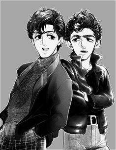 Paul and George, again