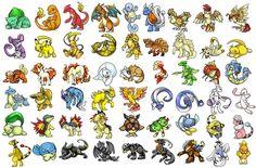 Coloriage Pokemon (Dessins de Pikachu, Sacha, Bulbizarre…)