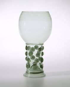 17th Century Dutch Glass - very fragile!