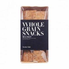 Nicolas Vahé Crackers met zeezout