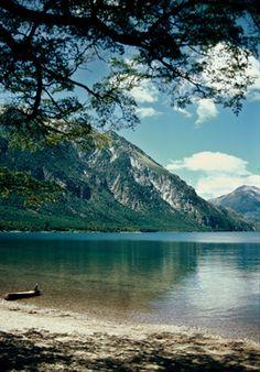 Lago Futalaufquen Argentina