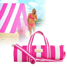 The Sunny Jim Sunshade with Yoga Bag is the ultimate in chic and functional sun protection boasting the highest UV rating available on the market Cute Sun, Sun Sail Shade, Yoga Bag, Sun Protection, Palm Beach, Sunnies, Sailing, Great Gifts, Shades