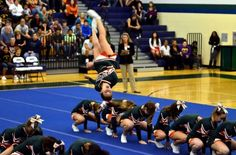 Kettle Run unseats Brentsville to win district cheer title