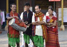 FOLK DANCES OF MEGHALAYA INDIA COMMONWEALTH GAMES 2010 | Flickr - Photo Sharing!