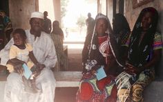 Small gestures of gender equality in Niger, Africa - International Women's Day 2017
