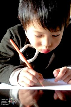 10 parent tips to help kids write. Practical ideas to incorporate into daily family life.