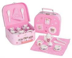 Cuties tea set