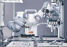 Verkoop van industriële robots in 2015 met 15% gestegen - http://visionandrobotics.nl/2016/02/17/verkoop-van-industriele-robots-in-2015-met-15-gestegen/