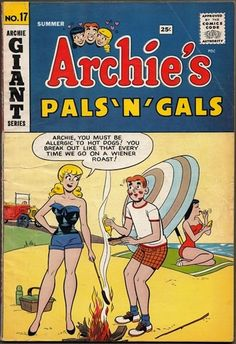 This tube top. | 31 Totally Wearable Vintage Archie Comics Looks For Girls