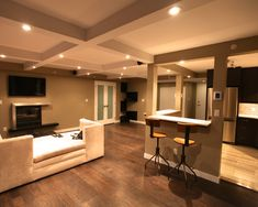 THINGS TO CONSIDER BEFORE STARTING A BASEMENT RENOVATION