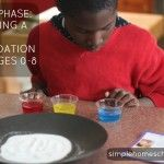"""Core Phase: Creating a solid foundation for ages 0-8 Interesting concept - rigid """"school"""" shouldn't be (or doesn't need to be) the focus during this period of a child's life, but rather learning through play and experiences."""