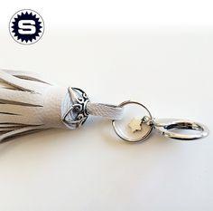 **SandyDreams**+Deluxe+Taschenanhänger+Echtleder+von+superschnixe+auf+DaWanda.com
