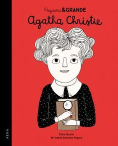 Booktopia has Agatha Christie (Little People, Big Dreams), Little People, BIG DREAMS by Maria Isabel Sanchez Vegara. Buy a discounted Hardcover of Agatha Christie (Little People, Big Dreams) online from Australia's leading online bookstore. Agatha Christie, Ella Fitzgerald, Alba Editorial, Isabel Sanchez, Illustrator, Learning Cards, Marie Curie, Dream Book, Maya Angelou