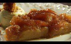 Chuck ensina receita de torta de maçã - Receitas - Receitas GNT
