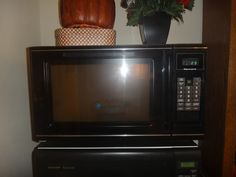 Here Is A Kenmore Solid State Model 721 From May 1989 I Thought This Would Be Around The Late 70 S Early 80 But No There Similar Microwave To