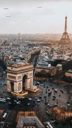 Arc de Triomphe, Beste Touristenattraktionen in Paris - France - Travel - Reise Europe Destinations, Amazing Destinations, Travel Photography Tumblr, Paris Photography, Photography Ideas, Landscape Photography, Portrait Photography, Nature Photography, Places To Travel