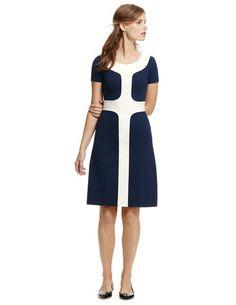 Pall Mall Kleid BQ042 Business-Kleider bei Boden