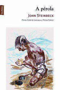 """Embora seja um dos livros mais conhecidos de John Steinbeck, """"A Pérola"""" traz uma trama simples: um casal de pescadores descobre a maior pérola do mundo, que desperta neles e nas pessoas que vivem em um povoado no litoral do México sentimentos e desejos vis. """"Kino é o homem comum em sua jornada do herói em busca da sorte..."""