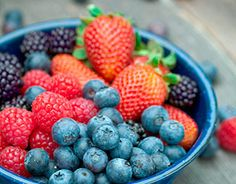 Of all the fruits and vegetables studied, berries rank among the most likely to reduce cancer risk. Every year, we learn more and more about the benefits of these nutrition powerhouse fruits. Raspberries, blueberries, and cranberries in particular have shown very promising potential to help prevent cancer.