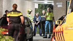 politieactie Marimbalaan - foto Koen Laureij 2a