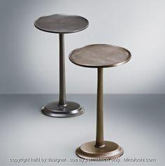 "Promemoria ""Gong"" Table"