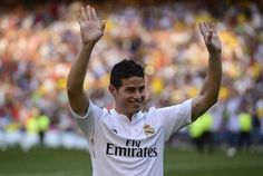 4 - James Rodriguez - Real Madrid - 86