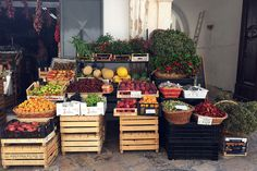 The delicious local bounty in Puglia, Italy #food #travel
