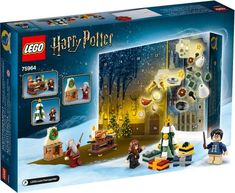Shop LEGO Harry Potter Advent Calendar 75964 Multi at Best Buy. Find low everyday prices and buy online for delivery or in-store pick-up. Lego Harry Potter, Harry Potter Magic, Theme Harry Potter, Harry Potter Gifts, Harry Potter Movies, Harry Potter Advent Calendar, Lego Advent Calendar, Advent Calendars For Kids, Kids Calendar