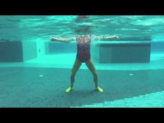We can dance not only on the floor but also in the pool listening to Zumba® music! I personally modified the Zumba choreography on the floor to fit for Aqua . Pool Workout, Boot Camp Workout, Senior Fitness, Zumba Fitness, Perfect Squat, Aquatic Therapy, Aerobics Classes, Zumba Routines, Water Aerobics