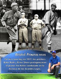 Babe Ruth, Ernie Shore, Boston Red Sox, MLB