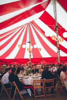 A Fancy Dress Glastonbury Festival Wedding: Alice & Matt