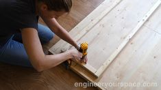 DIY headboard that can work with any bed frame AND you don't need to drill any holes in the bed or the wall to install it - perfect for renters ideas for small rooms diy videos DIY Headboard Diy Furniture Videos, Diy Furniture Plans, Interior Design Videos, Diy Interior, Bathroom Interior, Boutique Hotel Room, Bed Boards, Diy Headboards, Headboard Ideas