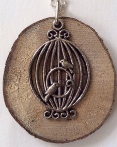 Essential Oil Diffuser Necklace Made with by LowcountryEclectic, $15.00