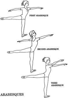 arabesques for Liz
