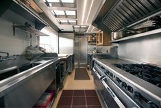 food truck layout dimensions - Google Search