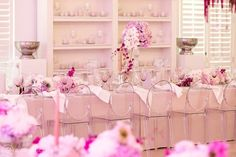 Shari & Tendai wedding - the aleit group Reception area. Event Management Company, Reception Areas, Event Planning, Wedding Flowers, Wedding Photos, Table Settings, Table Decorations, Floral, Pink