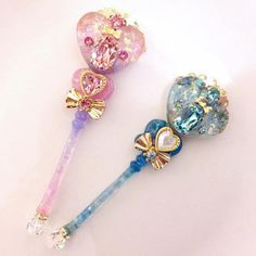 I am sailor moon champion of justice on behalf of the moon I will right wrongs and triumph over evil and that means you ! Kawaii Jewelry, Kawaii Accessories, Cute Jewelry, Magical Jewelry, Resin Charms, Kawaii Shop, Fantasy Jewelry, Magical Girl, Resin Jewelry