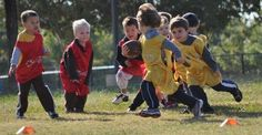 Touchdown Tots provides a high energy, fun, and age-appropriate introduction to football for kids ages . Youth Football, High Energy, Age 3, Sports, Fun, Kids, Youth Soccer, Hs Sports, Young Children