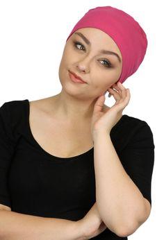 0168fea8356 Serena Cotton Sleep Cap for Chemo Headwear
